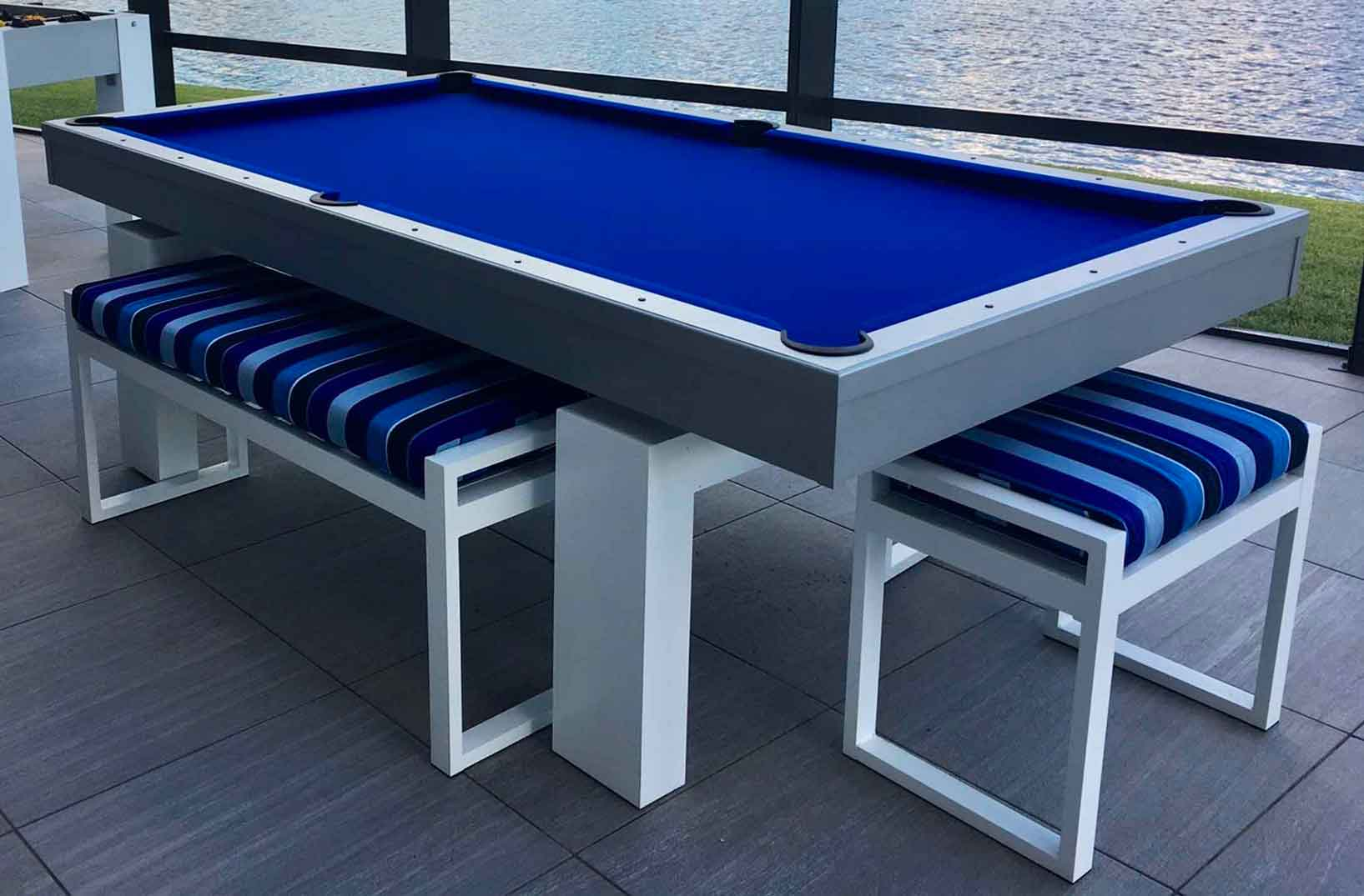 Accessories Gallery – R&R Outdoors, Inc. All Weather Billiards
