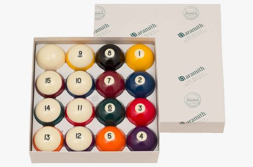 Aramith Billiards Ball Set Belgium High Quality Ball Set | R and R Outdoors All Weather Billiards