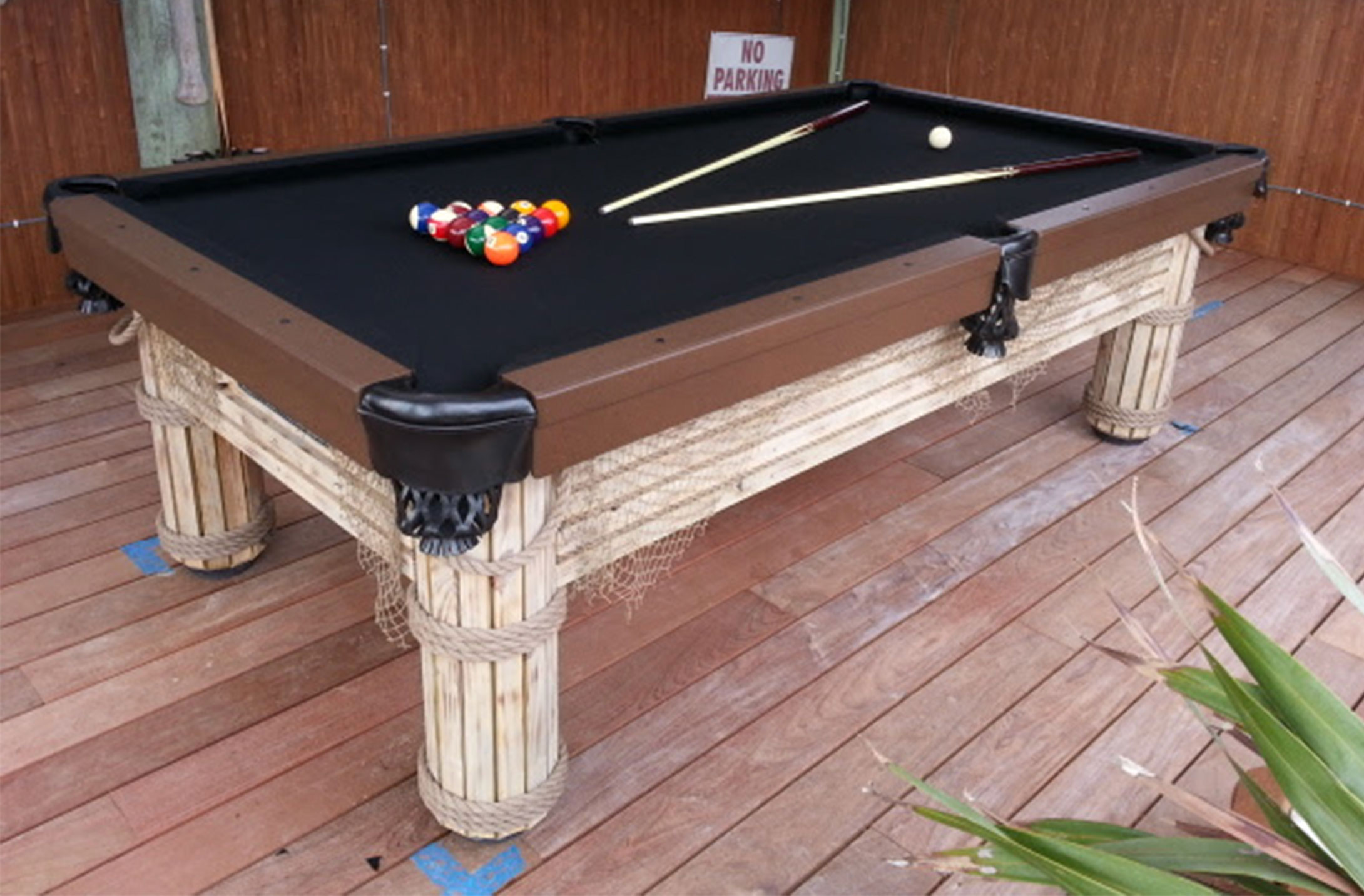Caribbean Outdoor Pool Table R Outdoors Inc All