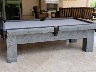 Elevating the Rustic Pool Table