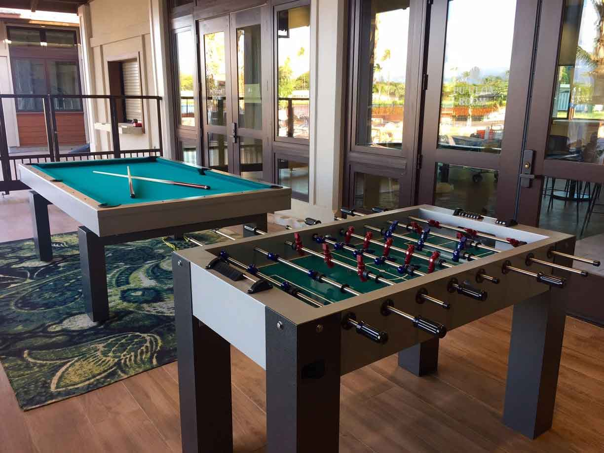 Foosball Gallery R Amp R Outdoors Inc All Weather Billiards