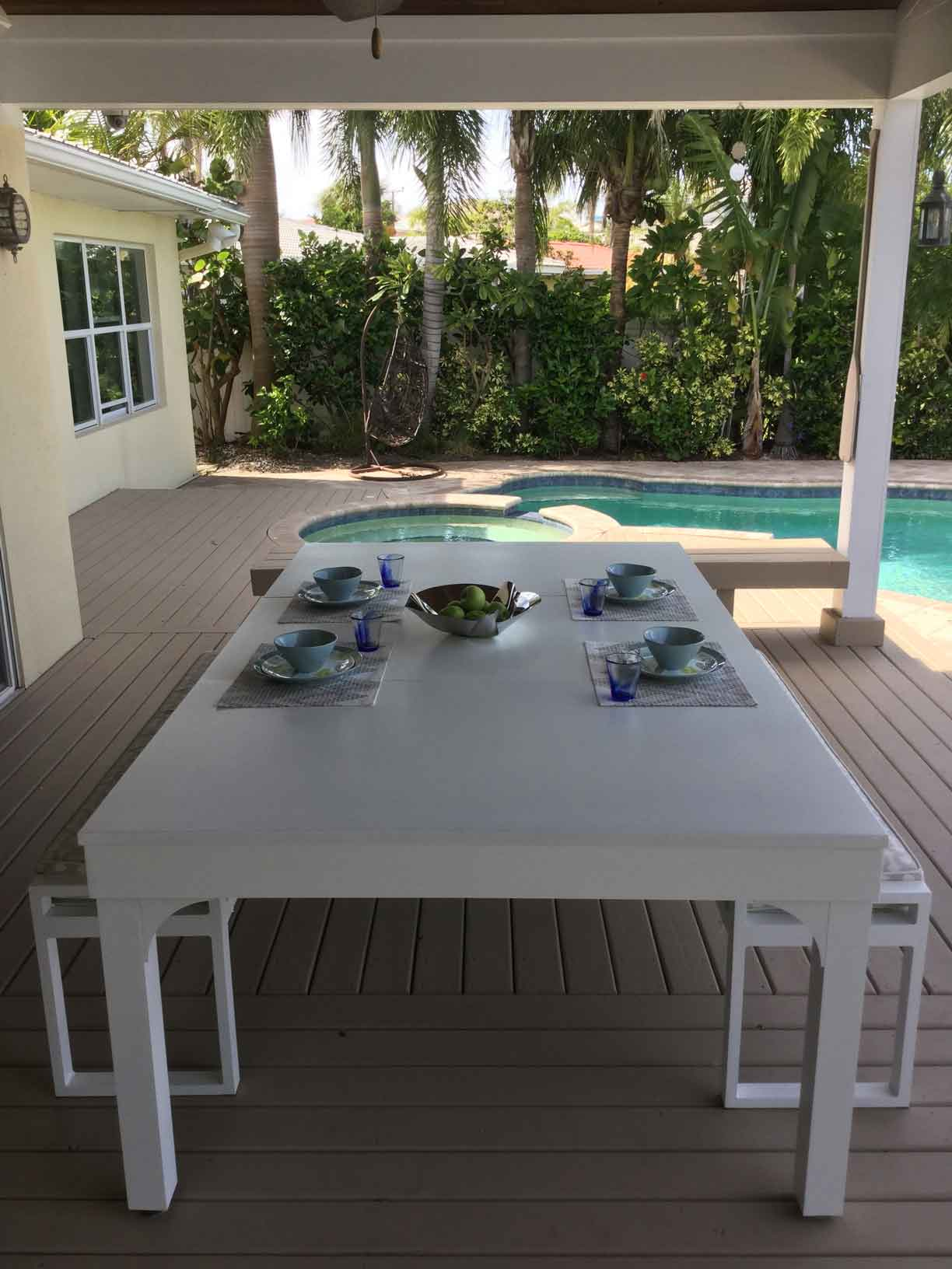 Dining Packages Gallery R Amp R Outdoors Inc All Weather