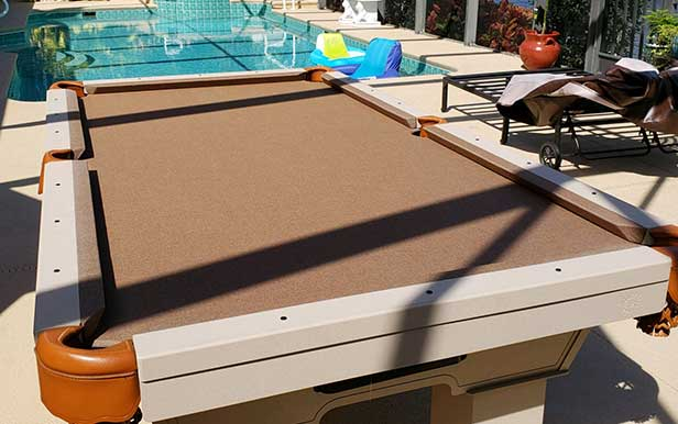 Pool Table Q A How Much Does Weigh