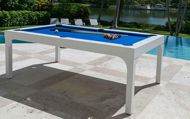 Modern Pool Tables | R&R Outdoors: Outdoor Pool Tables