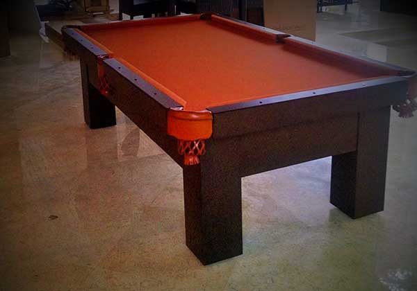 Hollywood Hard Rock Seminole Casino Deals VIP Suite A Custom Orion - Hollywood billiard table for sale