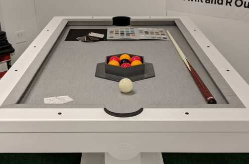 Bumper Pool Table built in the U.S.A. by R&R Outdoors | Outdoor Pool Tables