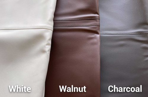 Outdoor Pool Table Covers Color Selections - White, Walnut and Charcoal   R&R Outdoors All Weather Billiards