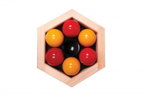 Bumper Pool Ball Set | R & R Outdoors: Outdoor Pool Tables
