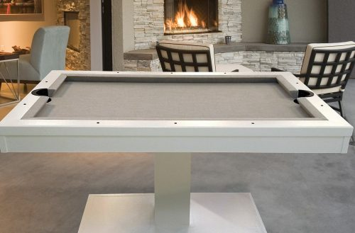 Bantam Bumper Pool Table from R & R Outdoors | Outdoor Pool Tables