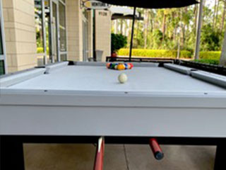 Cues | R & R Outdoors - Outdoor Pool Tables