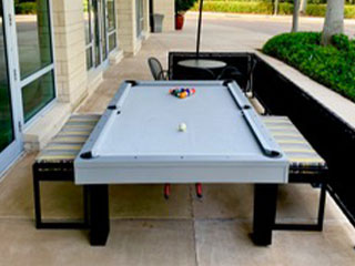 Venture X Outdoor Table | R & R Outdoors - Outdoor Pool Tables