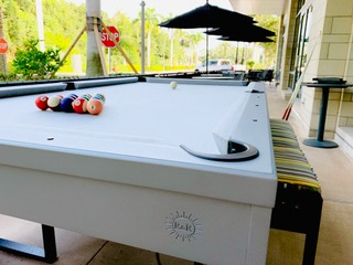 Pool Table | R & R Outdoors - Outdoor Pool Tables