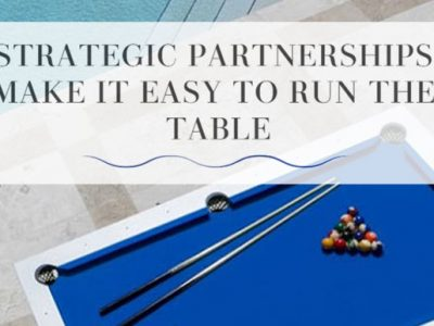 Strategic Partnership – 6 out of 6!