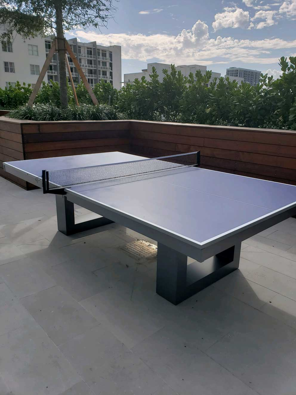 Outdoor Table Tennis Table from R&R Outdoors All Weather Billiards