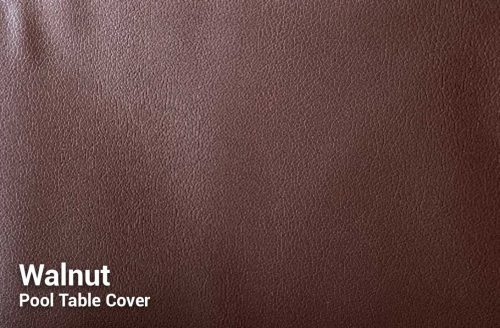 Walnut Outdoor Pool Table Cover   R&R Outdoors All Weather Billiards